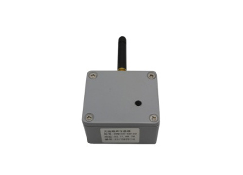 Wireless noise sensor